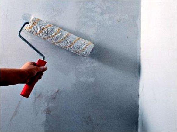 Как подготовить стены под покраску своими руками?