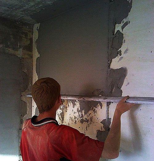 Строительные отделочные смеси для качественного выравнивания стен