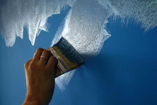 Идеи покраски стен