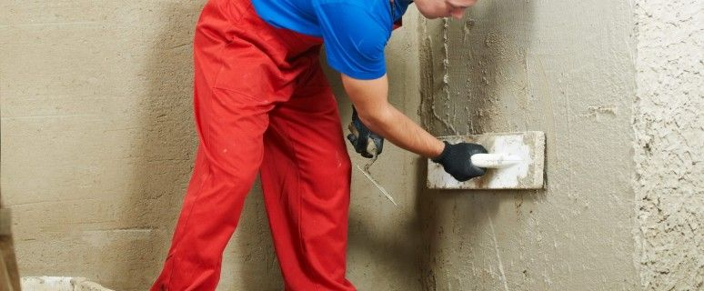 Три несложных способа выровнять углы стен