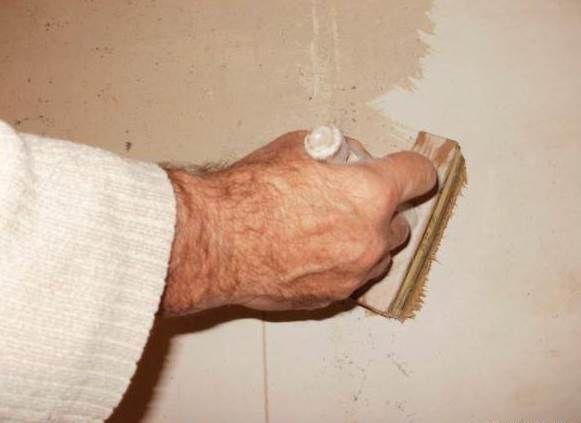 Технология грунтовки стен
