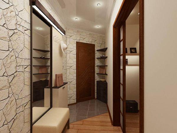 Выбор модных обоев для зала, спальни, кухни, прихожей