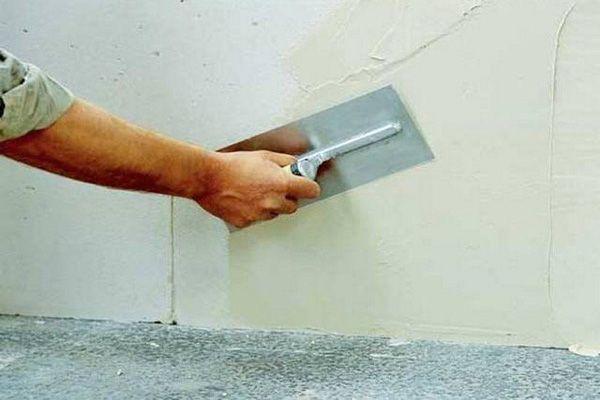 Выравниваем бетон купить фибру для бетона в москве в розницу