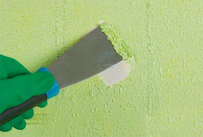 Можно ли штукатурить по краске?