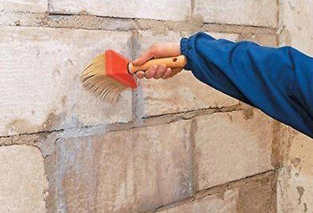 Нанесение фасадной штукатурки своими руками