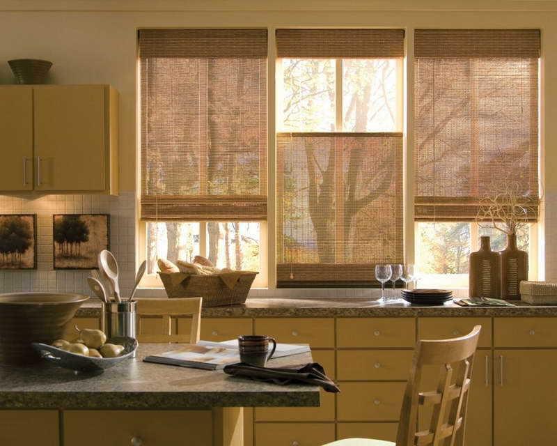 Дизайн штор и портьер в интерьере квартиры