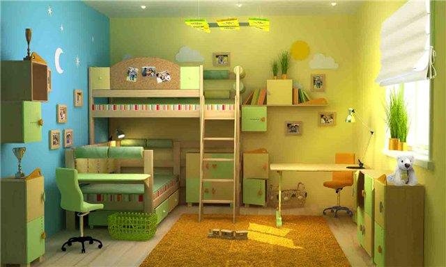Комната для детйей