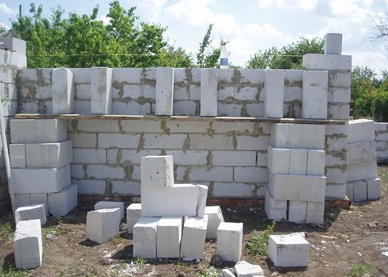 Строительство из блоков