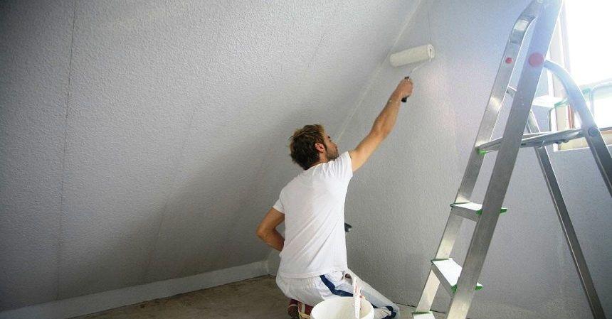 Как наносить грунтовку стены под обои