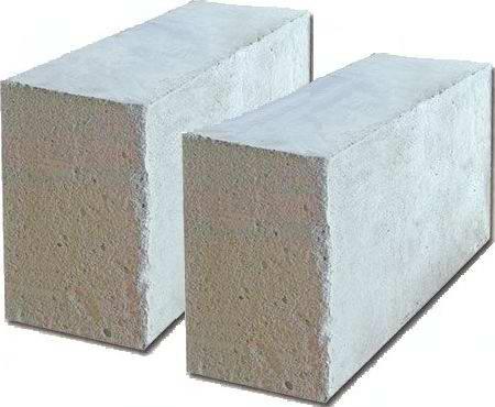 Пеносиликатные блоки