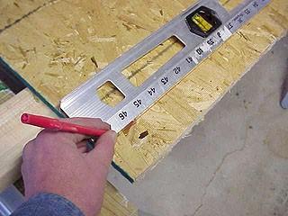 Измерения перед обрезкой