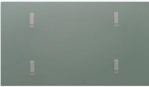 Вешаем картины на стену с помощью липучки для картин
