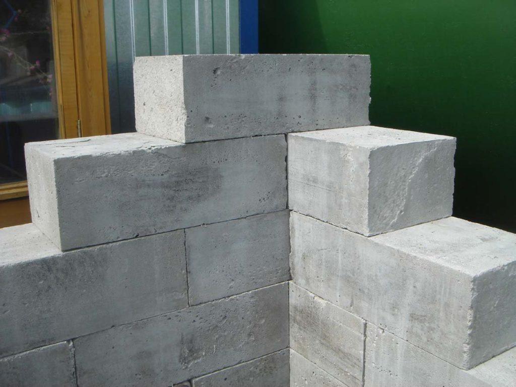 Материал для стен. Пенобетон