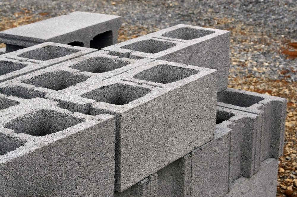 Материал для стен. Шлакоблок